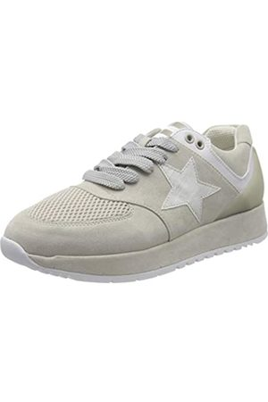 Jana 100% comfort Damen 8-8-23633-24 Sneaker, (Lt. Grey Comb 211)