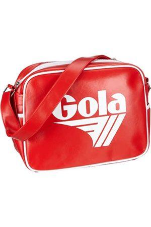 Gola Gola Redford CUB901 Unisex - Erwachsene Henkeltaschen, Rot (Red/White)