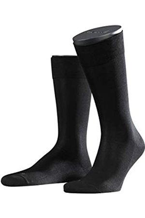 Falke Herren Sensitive Malaga M SO Socken, Blickdicht (Black 3000)