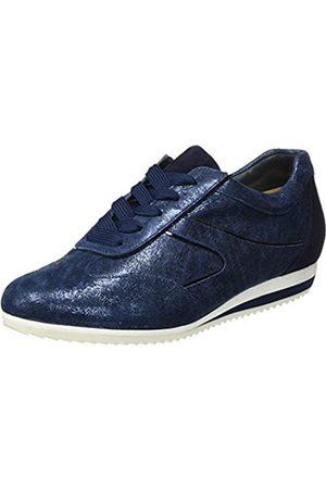 Hassia Piacenza, Weite G Damen Sneaker, (Darkblue)