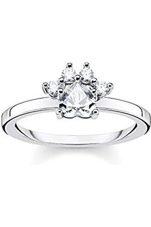 Thomas Sabo THOMAS SABO -Ringe 925_Sterling_Silberzirkonia '- Ringgröße 60 TR2289-643-14-60