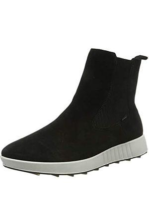 Legero Damen Essence Gore-Tex Hohe Sneaker, (Black 00)