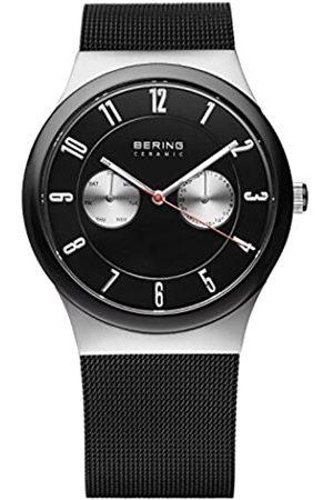 Bering BERING Unisex-Armbanduhr Analog Quarz Edelstahl 32139-202