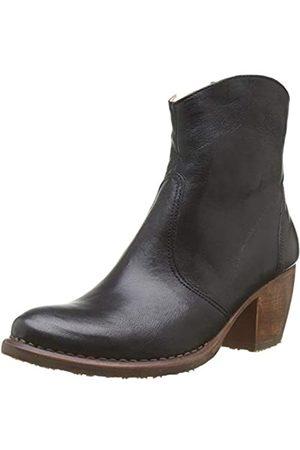 Neosens Damen Dakota Munson Kurzschaft Stiefel, (Black S3096)