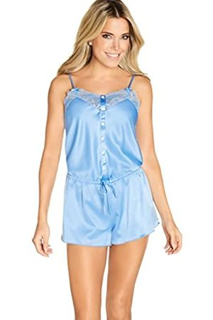 Sylvie Flirty Sylvie Flirty Lingerie Damen Nachthemd Avalon, Blau