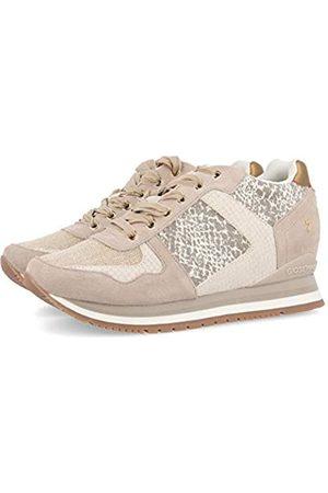 Gioseppo Damen Howrah Sneakers, (Beig Beig)