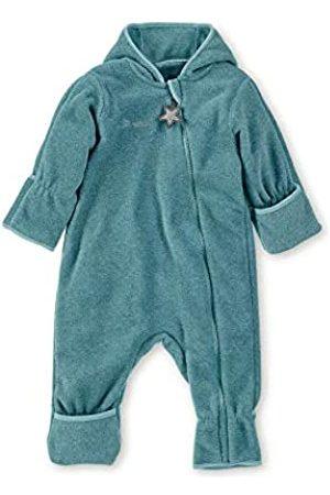 Sterntaler Fleece-Overall für Jungen und Mädchen mit Reißverschluss, Alter: 12-18 Monate
