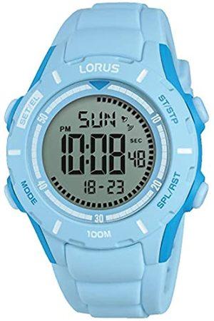 Lorus Lorus Mädchen Chronograph Digital Uhr mit Silikon Armband R2371MX9