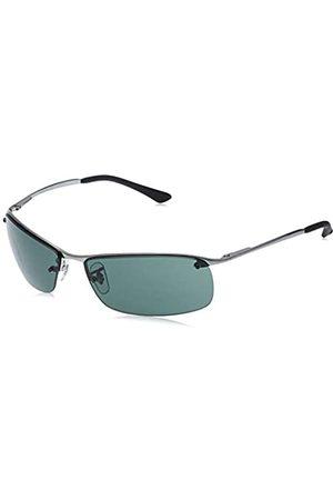 Ray-Ban MOD. 3183 Sonnenbrille Mod. 3183 Wrap Sonnenbrille 63