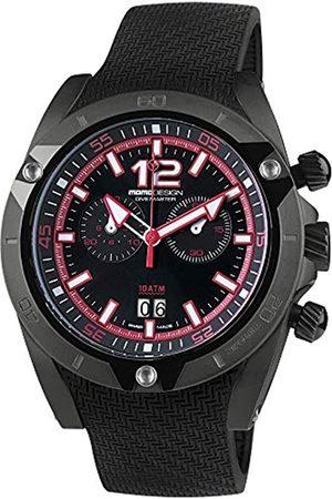 Momo MOMO Design Lässige Uhr MD282BK-41