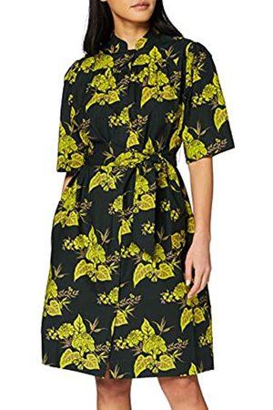 Scotch&Soda Maison Damen Blumen-Print Kleid