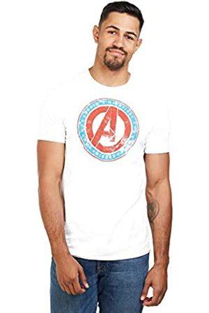 Marvel Marvel Herren Mightiest-Mens XXL T-Shirt