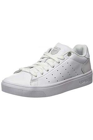K-Swiss Damen Court Frasco II Sneaker, (White/White 101)