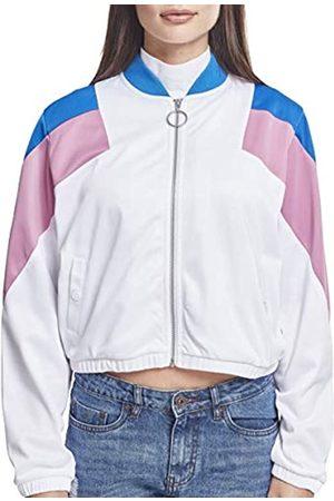 Urban classics Urban Classics Damen Ladies 3-Tone Track Jacket Jacke