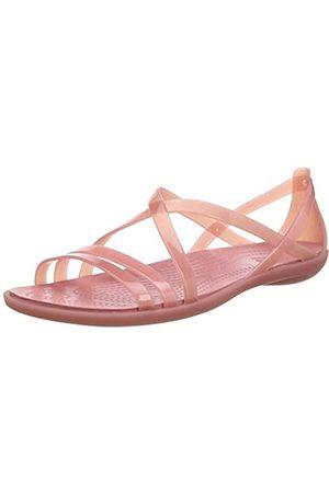 Crocs Damen Isabella Strappy Women Sandalen, Pink (Blossom 682)