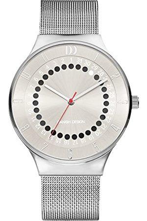 Danish Design Danish Design Herren-Armbanduhr Analog Edelstahl Silber DZ120283