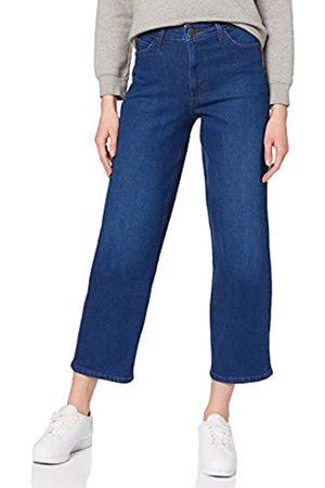 Lee Lee Femme Wide Leg Straight Jeans