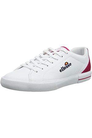 Ellesse Damen Taggia Sneaker, (White/Pink Wht/Pnk)