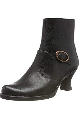 Neosens Damen Dakota Rococo Kurzschaft Stiefel, (Black S649)