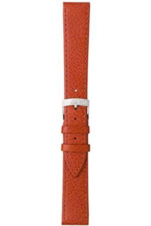 Morellato Morellato Lederarmband für Herrenuhr DUBLINO 18 mm A01D0753333037CR12