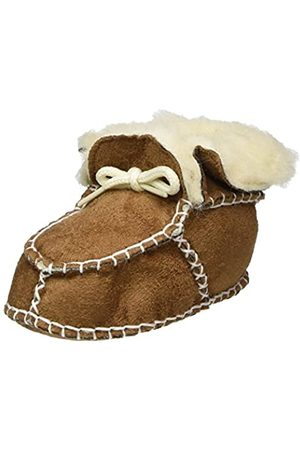 Playshoes Playshoes Baby-Hausschuhe zum Binden