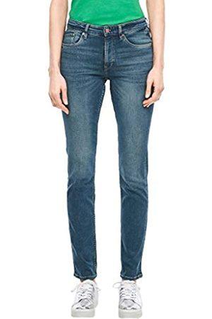 s.Oliver S.Oliver RED Label Damen Slim Fit: Slim Leg-Denim 42.32