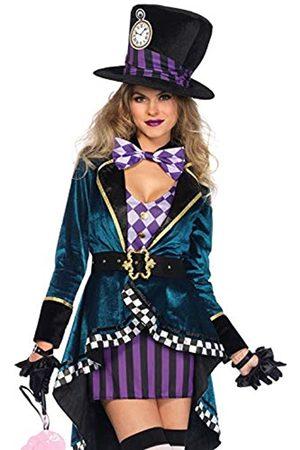 Leg Avenue LEG AVENUE 85592 Wunderland Hutmacher Damen Kostüm Größe (M)