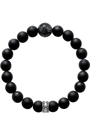 Thomas Sabo Thomas Sabo Unisex-Armband Rebel at Heart 925 Sterling Silber Länge 19 cm A1085-023-11-L