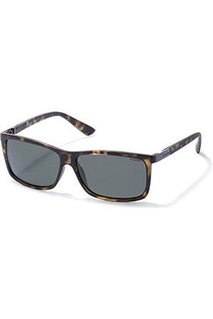 Polaroid P8346 - Sonnenbrille Herren Rechteckig - Leichtes Material - Polarisiert - Schutzkasten inklusiv