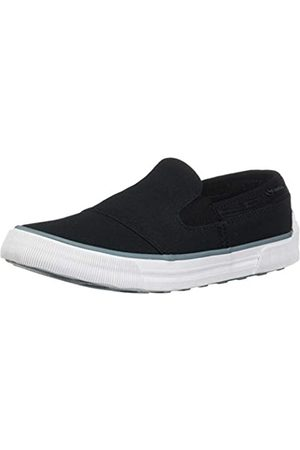 Columbia Damen Goodlife Two Gore Slip Slip On Sneaker, (Black, Storm 010)