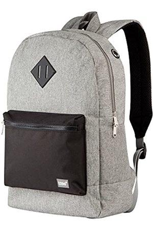 BLNBAG Blnbag U6 – Leichter Rucksack mit Steckfach für Notebook, robuster Daypack wasserabweisend, Tagesrucksack für Damen und Herren