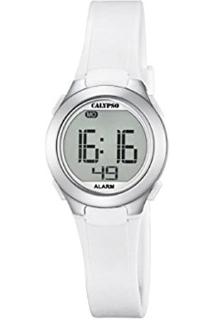 Calypso Calypso Unisex Digital Quarz Uhr mit Silikon Armband K5677/1