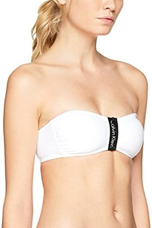 Calvin Klein Calvin Klein Damen Zip Bandeau-RP Bikinioberteil