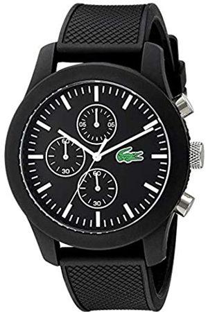 Lacoste Lacoste Herren-Armbanduhr Analog Quarz Silikon 2010821