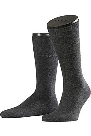 Esprit Herren Socken Basic Uni - 80% Baumwolle, 2 Paar