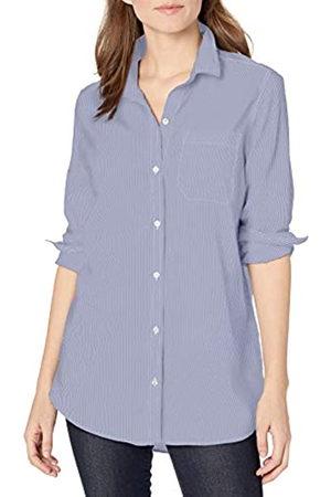 Goodthreads Goodthreads Lightweight Poplin Long-Sleeve Boyfriend dress-shirts
