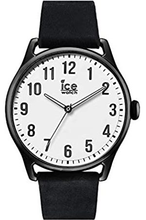 Ice-Watch Ice-Watch - ICE time Black White - Men's wristwatch with leather strap - 013041 (Large)