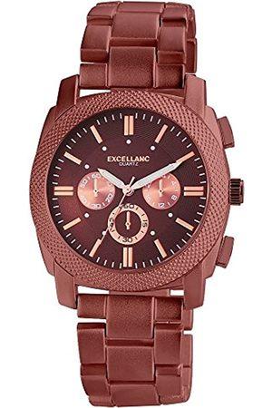 Excellanc Excellanc Herren Analog Quarz Uhr mit Verschiedene Materialien Armband 280957000002