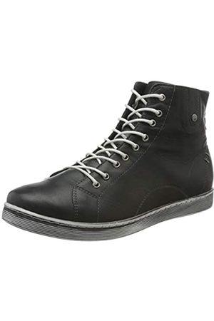 Andrea Conti Damen 0027913 Hohe Sneaker, (Schiefer 261)