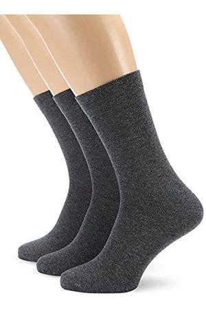 Nur Der Herren Socken 485501/Ohne Gummi 3er Pack