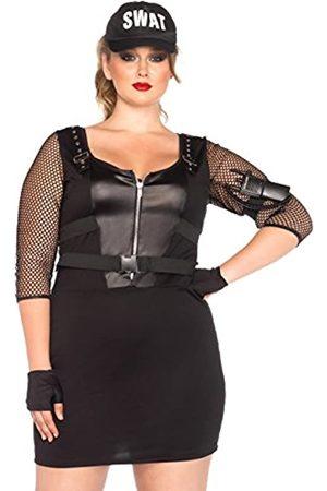 Leg Avenue Leg Avenue 85421X - SWAT Offizier-Damen kostüm