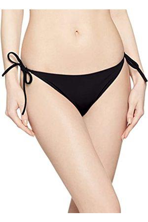 Calvin Klein Damen Cheeky String Side TIE Bikini Bikinihose