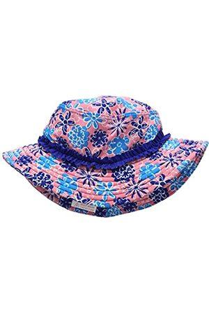 Playshoes Mädchen Hüte - Mädchen UV-Schutz Sonnenhut Veilchen Mütze