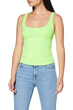 Urban classics Damen Oberteil Ladies Wide Neck Top T-Shirt