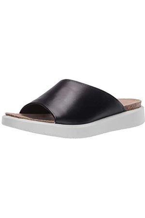 Ecco Ecco Damen CORKSPHERESANDAL Pantoffeln, Schwarz (Black 1001)