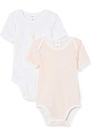 80 2er Pack Sortiert 1 901 Schiesser Unisex Baby Multipack 2pack Shirts 1//1 Schlafanzugoberteil Mehrfarbig Herstellergr/ö/ße: 080