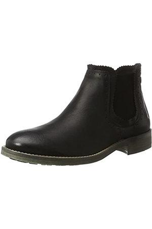 NoBrand Damen Lit Chelsea Boots, (Black)
