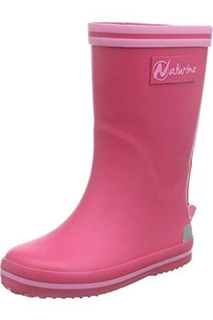 Naturino Naturino Mädchen RAIN Boot. Gummistiefel, Pink (Gomma Fuxia-ROSA)