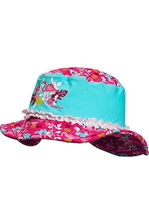 Playshoes Mädchen Hüte - Mädchen Uv-schutz Sonnenhut, Bademütze Flamingo Mütze