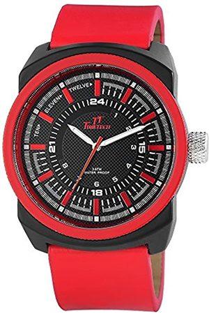 Shaghafi Shaghafi Herren-Armbanduhr XL Analog Quarz Verschiedene Materialien 227475000010